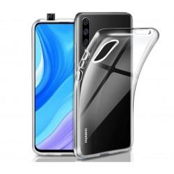 Cover Morbida per Huawei P Smart Pro 2019 - Y9s - Honor 9X Pro Serie ULTRASOFT Stileitaliano in silicone TPU sottile Traspare