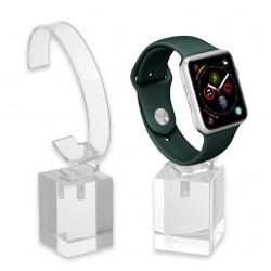 Espositore per smartwatch supporto in Plexiglass  espositori acrilico trasparente