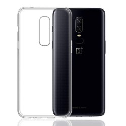 Cover Morbida per One Plus 7T Serie ULTRASOFT Stileitaliano in silicone TPU sottile Trasparente