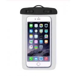 Cover custodia subacquea impermeabile per cellulari fino a 7 pollici 175 x 105 mm mare piscina trasparente