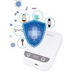 Sterilizzatore Sanificatore UV per cellulari mascherine chiavi telecomandi e piccoli oggetti in genere