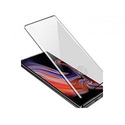 Pellicola 5D FULL Samsung Note 10 Plus N975 compatibile con sensore impronte Stileitaliano vetro Temperato Copre i bordi