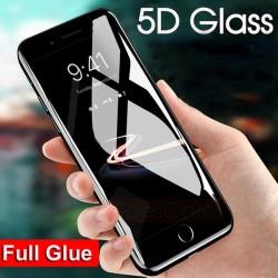 Pellicola 5D curva per Iphone 12 Pro Max 6,7 Stileitaliano vetro Temperato 9H Copre i bordi NERI
