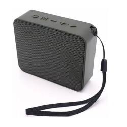 Cassa Radio FM altoparlante Bluetooth cellulare speaker 5W GB-100 Nera