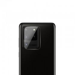 Pellicola Fotocamera per Samsung S20 Ultra IN VETRO TEMPERATO INFRANGIBILE ANTIURTO ANTIGRAFFIO