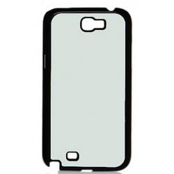 1 Samsung NOte 2 n7100 Personalizzata semirigida retro alluminio