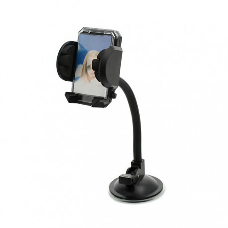 Supporto da auto Universale Per cellulare con portafoto a ventosa U1 -
