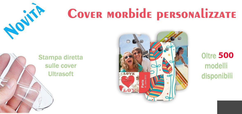 Cover morbide Personalizzate
